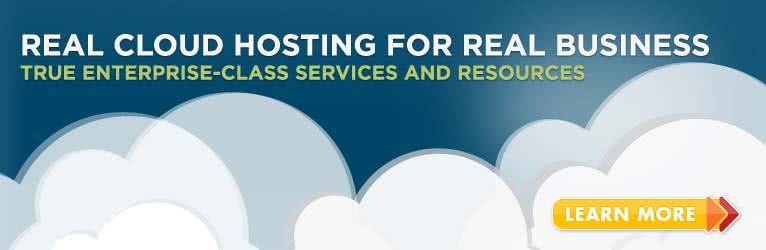 Real Cloud Hosting for Real Business